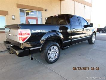 2009 Ford F-150 Lariat Super Crew 4x4 - Photo 3 - Brighton, CO 80603