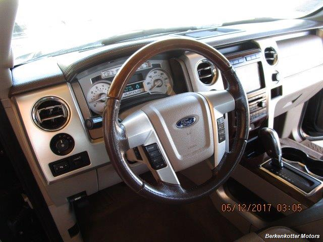 2009 Ford F-150 Lariat Super Crew 4x4 - Photo 20 - Brighton, CO 80603