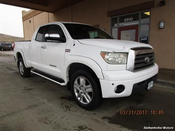 2007 Toyota Tundra Limited Double Cab Crew Truck