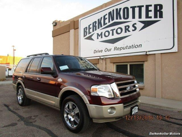2010 Ford Expedition King Ranch - Photo 1 - Brighton, CO 80603