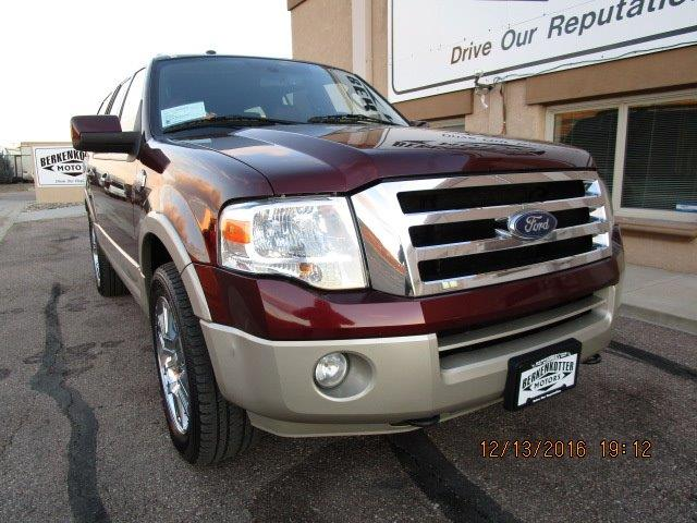 2010 Ford Expedition King Ranch - Photo 9 - Brighton, CO 80603