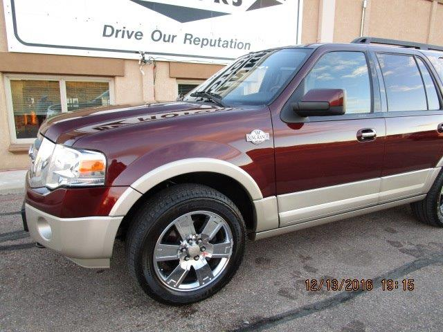 2010 Ford Expedition King Ranch - Photo 25 - Brighton, CO 80603