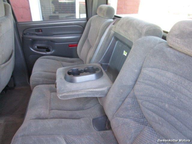 2004 Chevrolet Silverado 2500 LS Crew Cab 4x4 - Photo 38 - Brighton, CO 80603