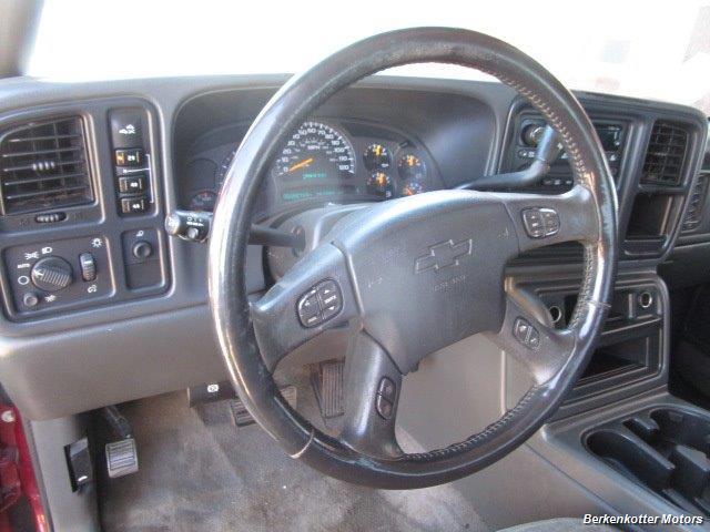 2004 Chevrolet Silverado 2500 LS Crew Cab 4x4 - Photo 40 - Brighton, CO 80603