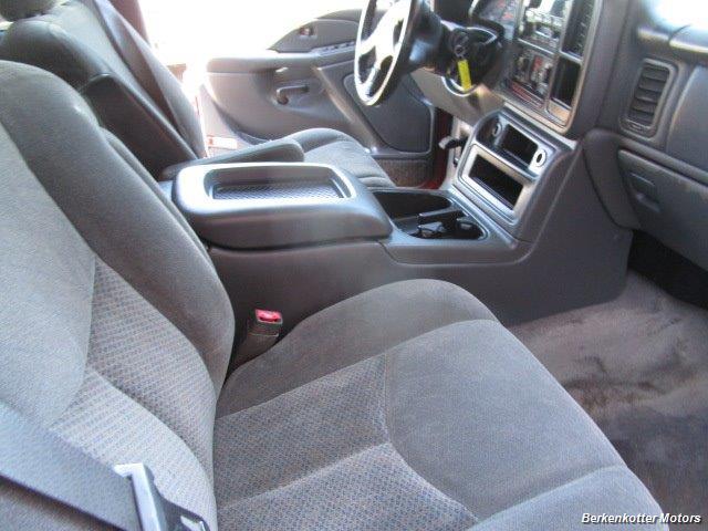 2004 Chevrolet Silverado 2500 LS Crew Cab 4x4 - Photo 18 - Brighton, CO 80603