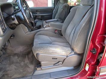 2004 Chevrolet Silverado 2500 LS Crew Cab 4x4 - Photo 34 - Brighton, CO 80603
