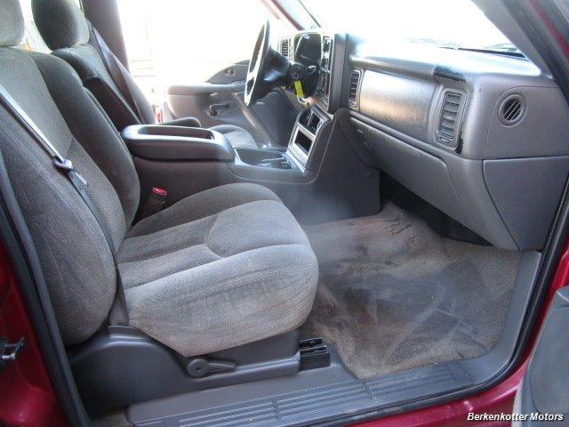 2004 Chevrolet Silverado 2500 LS Crew Cab 4x4 - Photo 15 - Brighton, CO 80603