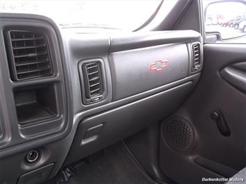 2005 Chevrolet Silverado 1500 - Photo 26 - Brighton, CO 80603