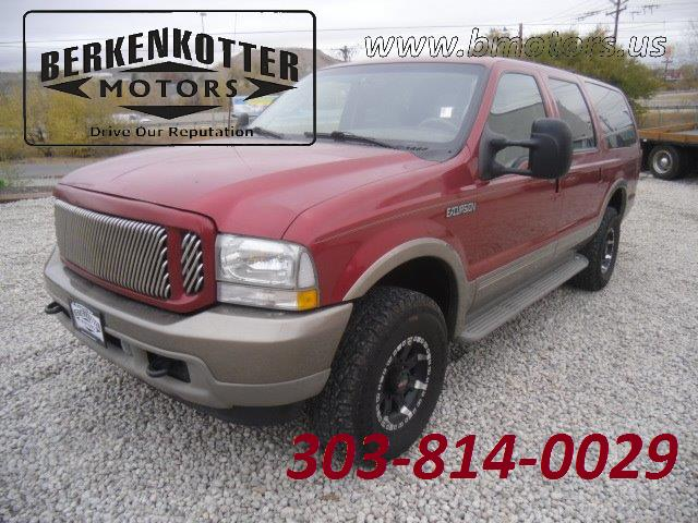 2003 Ford Excursion Eddie Bauer - Photo 1 - Brighton, CO 80603