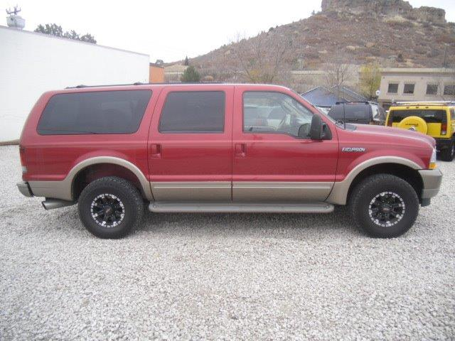 2003 Ford Excursion Eddie Bauer - Photo 4 - Brighton, CO 80603