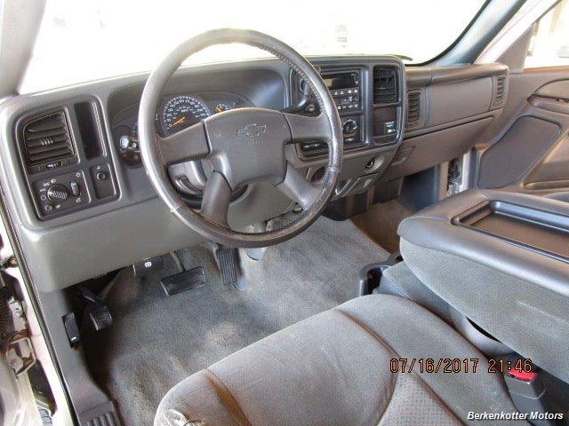 2004 Chevrolet Silverado 2500 LS Extended Cab - Photo 50 - Brighton, CO 80603