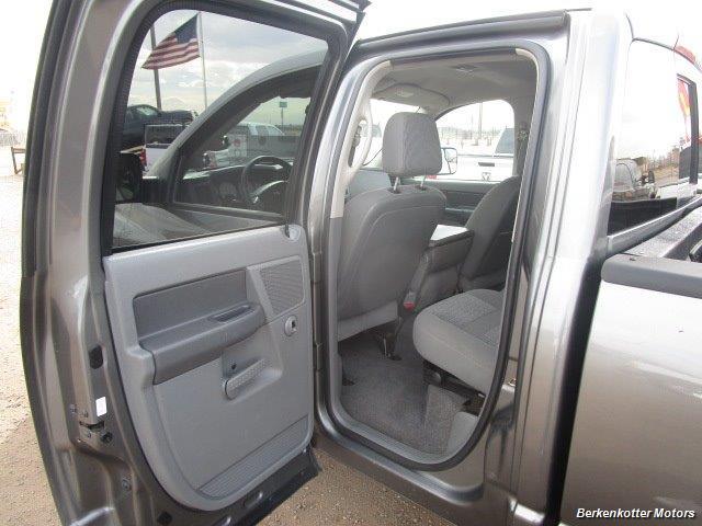 2006 Dodge Ram 2500 SLT Quad Cab 4x4 - Photo 28 - Castle Rock, CO 80104