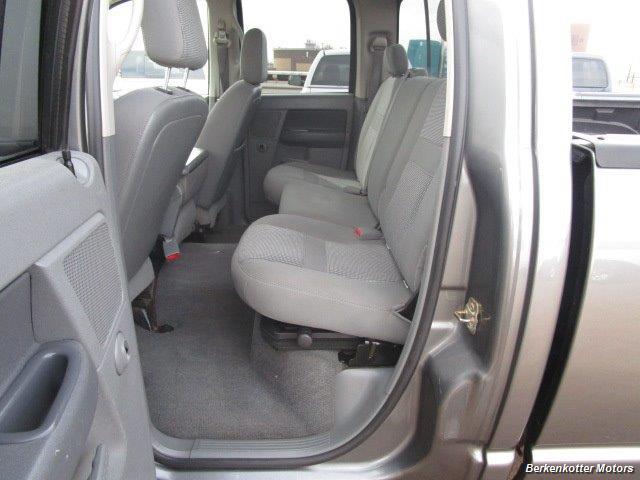 2006 Dodge Ram 2500 SLT Quad Cab 4x4 - Photo 30 - Castle Rock, CO 80104