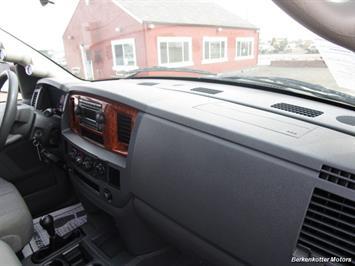 2006 Dodge Ram 2500 SLT Quad Cab 4x4 - Photo 37 - Castle Rock, CO 80104