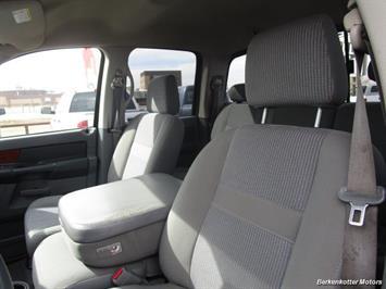 2006 Dodge Ram 2500 SLT Quad Cab 4x4 - Photo 21 - Castle Rock, CO 80104