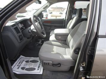 2006 Dodge Ram 2500 SLT Quad Cab 4x4 - Photo 22 - Castle Rock, CO 80104