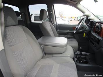 2006 Dodge Ram 2500 SLT Quad Cab 4x4 - Photo 38 - Castle Rock, CO 80104