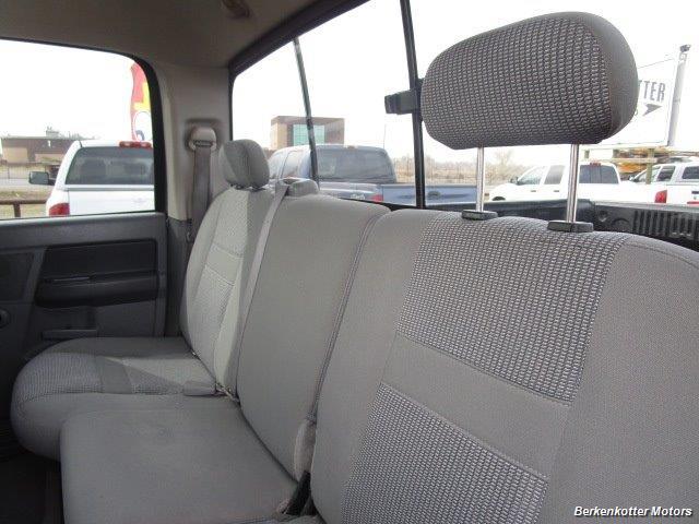 2006 Dodge Ram 2500 SLT Quad Cab 4x4 - Photo 32 - Castle Rock, CO 80104