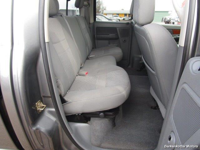2006 Dodge Ram 2500 SLT Quad Cab 4x4 - Photo 42 - Castle Rock, CO 80104