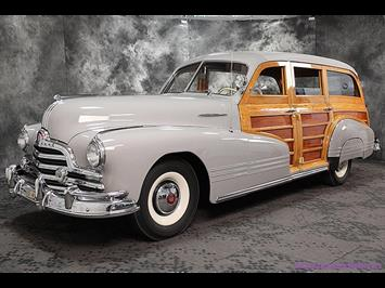 1947 Pontiac Streamliner Deluxe 8 Woody Station Wagon - Photo 15 - Kingston, PA 18704