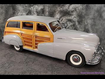1947 Pontiac Streamliner Deluxe 8 Woody Station Wagon - Photo 8 - Kingston, PA 18704