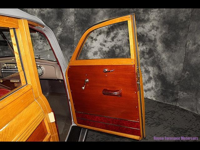1947 Pontiac Streamliner Deluxe 8 Woody Station Wagon - Photo 33 - Kingston, PA 18704