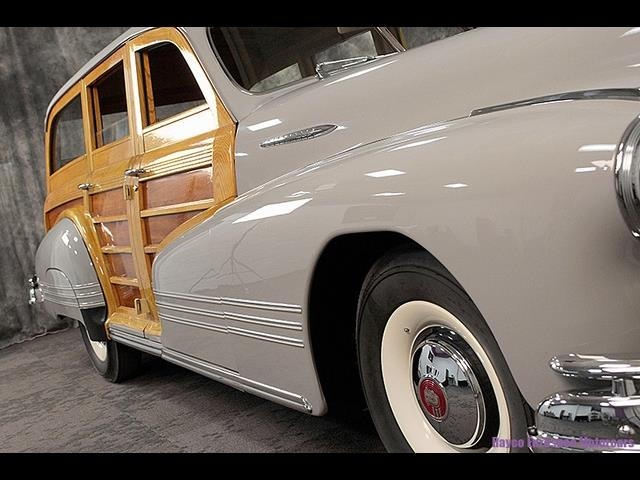 1947 Pontiac Streamliner Deluxe 8 Woody Station Wagon - Photo 5 - Kingston, PA 18704
