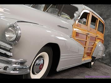 1947 Pontiac Streamliner Deluxe 8 Woody Station Wagon - Photo 4 - Kingston, PA 18704