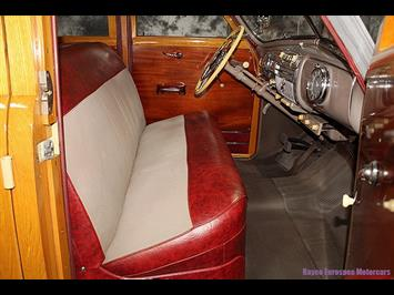 1947 Pontiac Streamliner Deluxe 8 Woody Station Wagon - Photo 35 - Kingston, PA 18704