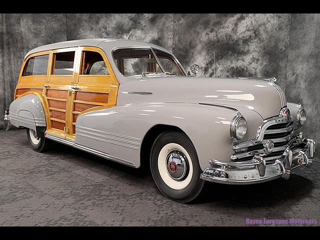 1947 Pontiac Streamliner Deluxe 8 Woody Station Wagon - Photo 9 - Kingston, PA 18704