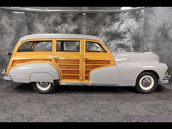 1947 Pontiac Streamliner Deluxe 8 Woody Station Wagon - Photo 7 - Kingston, PA 18704