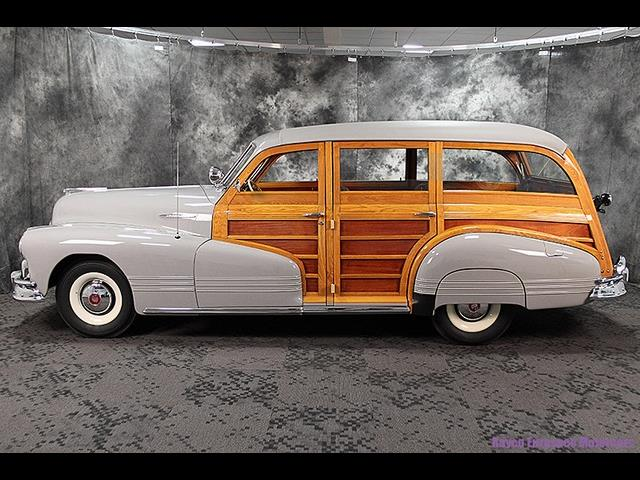 1947 Pontiac Streamliner Deluxe 8 Woody Station Wagon - Photo 2 - Kingston, PA 18704