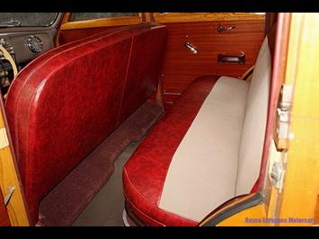 1947 Pontiac Streamliner Deluxe 8 Woody Station Wagon - Photo 30 - Kingston, PA 18704