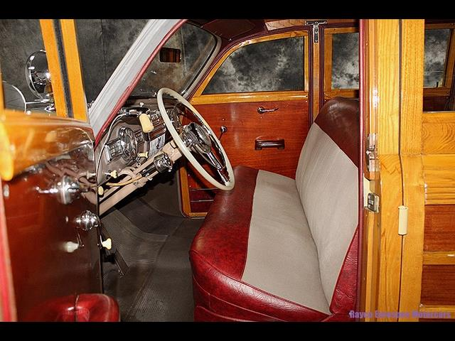 1947 Pontiac Streamliner Deluxe 8 Woody Station Wagon - Photo 27 - Kingston, PA 18704
