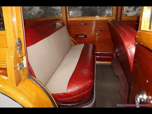 1947 Pontiac Streamliner Deluxe 8 Woody Station Wagon - Photo 31 - Kingston, PA 18704