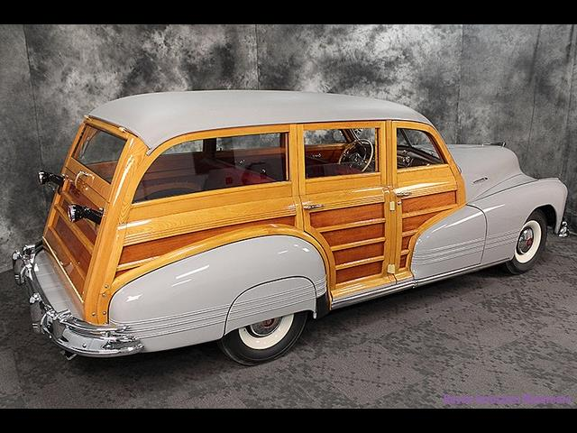 1947 Pontiac Streamliner Deluxe 8 Woody Station Wagon - Photo 6 - Kingston, PA 18704