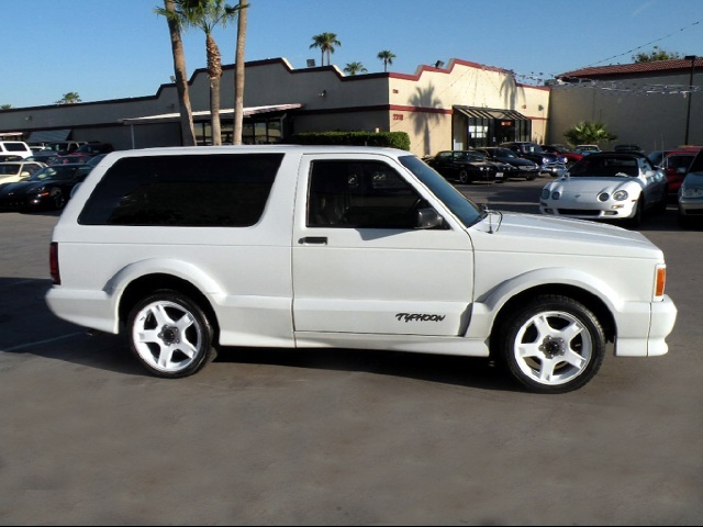 used 1993 gmc typhoon turbo for sale in canoga park ca out of this world motors. Black Bedroom Furniture Sets. Home Design Ideas