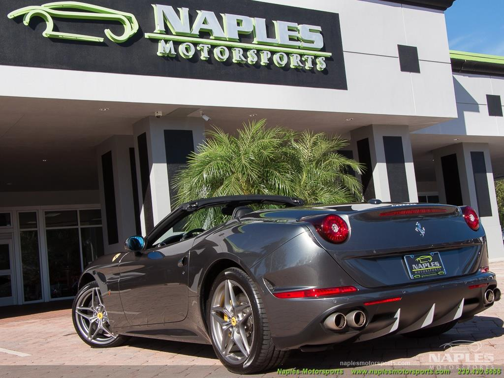 2017 Ferrari California T - Photo 51 - Naples, FL 34104