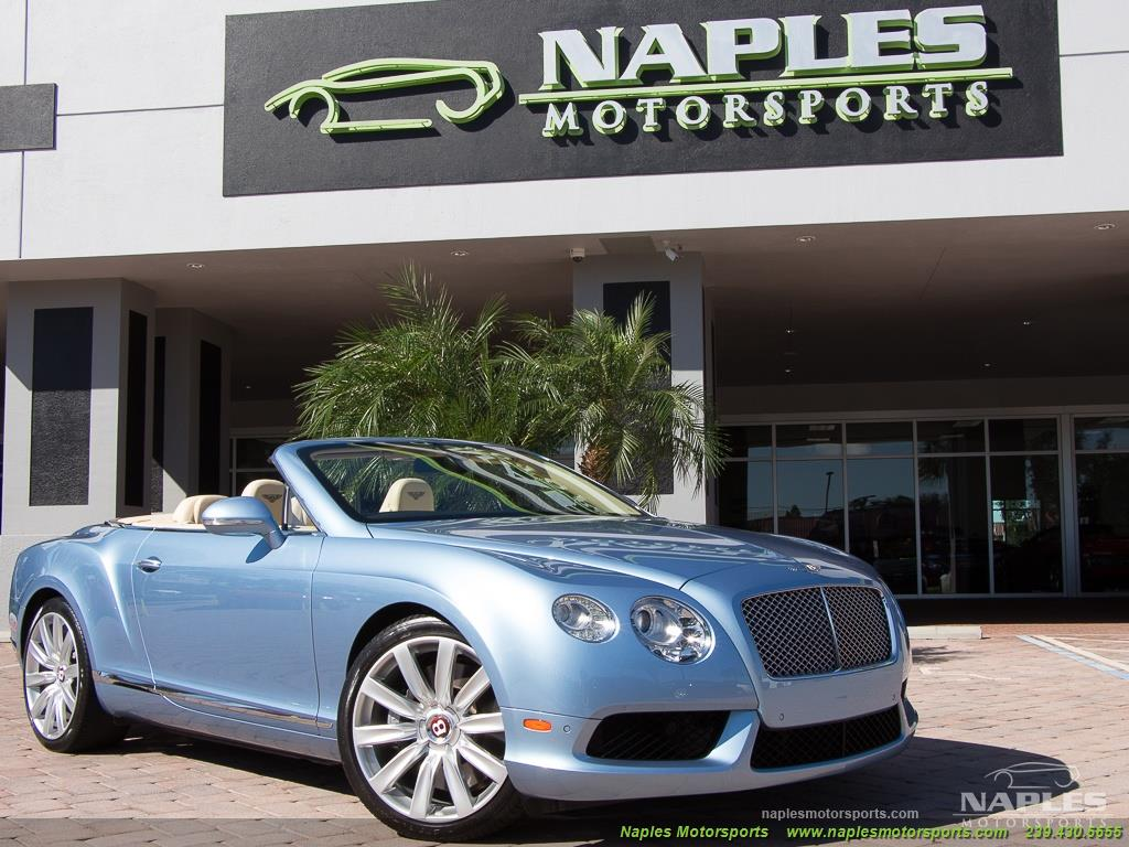 2013 Bentley Continental GT GTC - Photo 5 - Naples, FL 34104