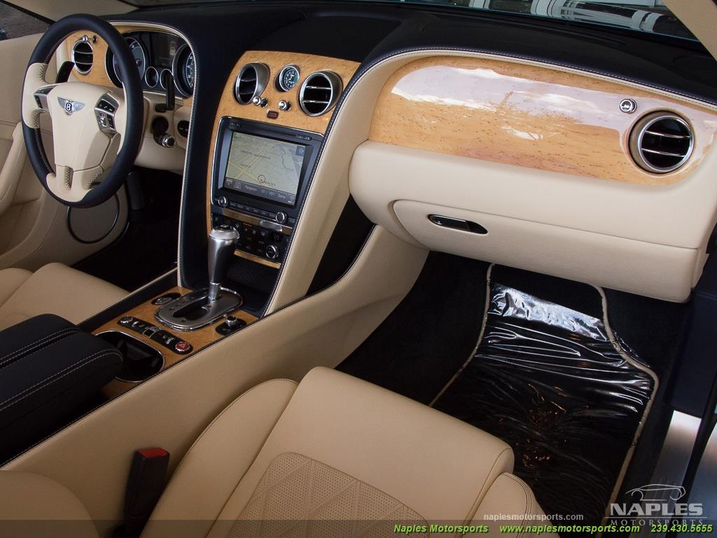 2013 Bentley Continental GT GTC - Photo 26 - Naples, FL 34104
