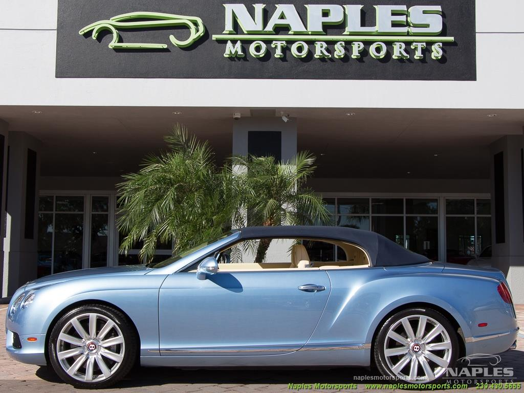 2013 Bentley Continental GT GTC - Photo 57 - Naples, FL 34104