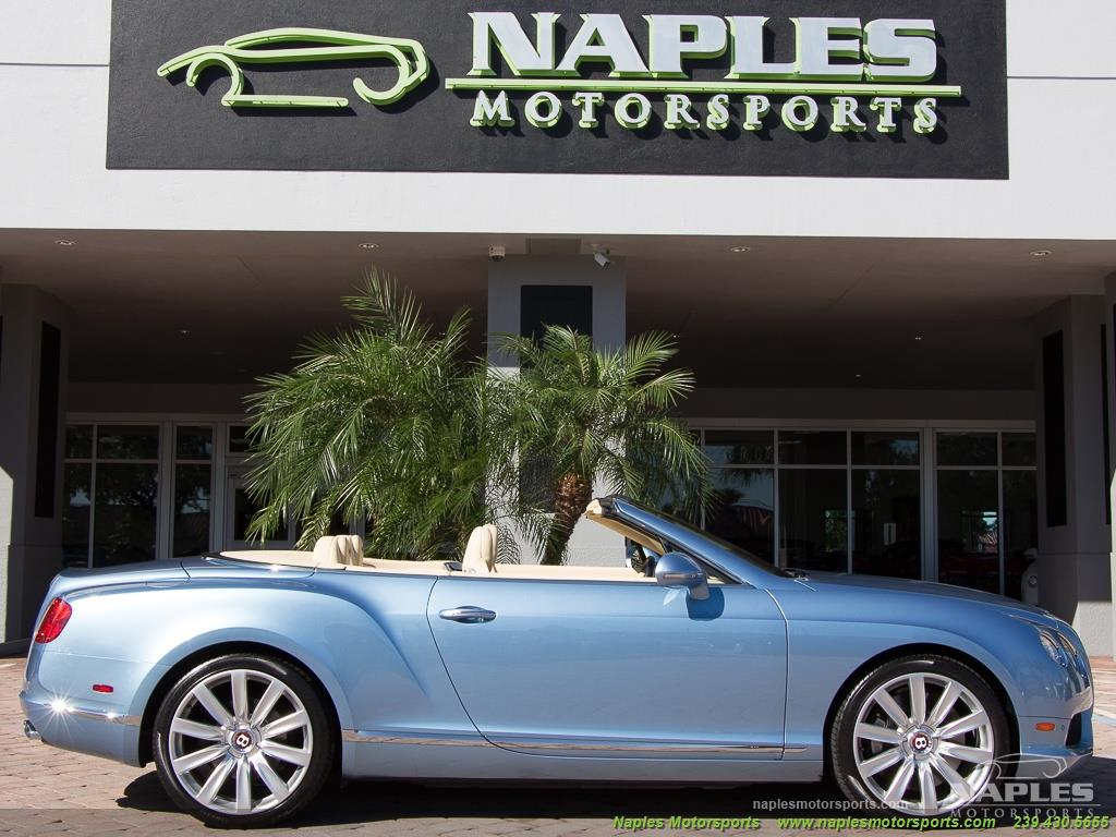2013 Bentley Continental GT GTC - Photo 23 - Naples, FL 34104