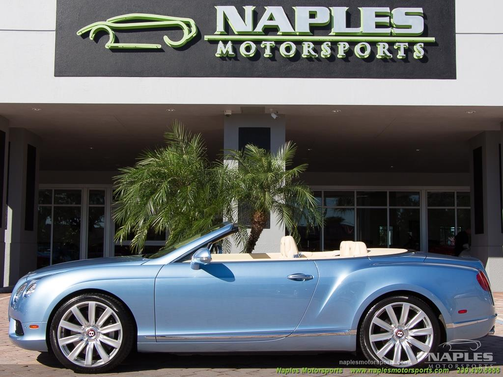2013 Bentley Continental GT GTC - Photo 7 - Naples, FL 34104
