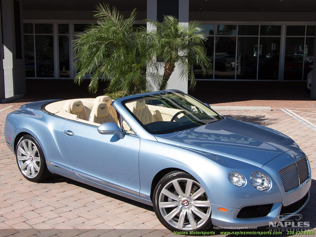 2013 Bentley Continental GT GTC - Photo 9 - Naples, FL 34104