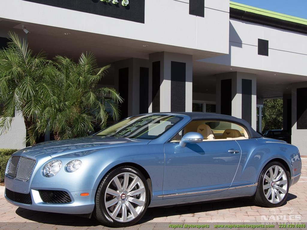 2013 Bentley Continental GT GTC - Photo 56 - Naples, FL 34104