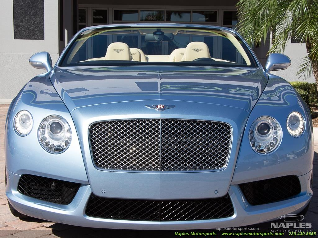 2013 Bentley Continental GT GTC - Photo 47 - Naples, FL 34104