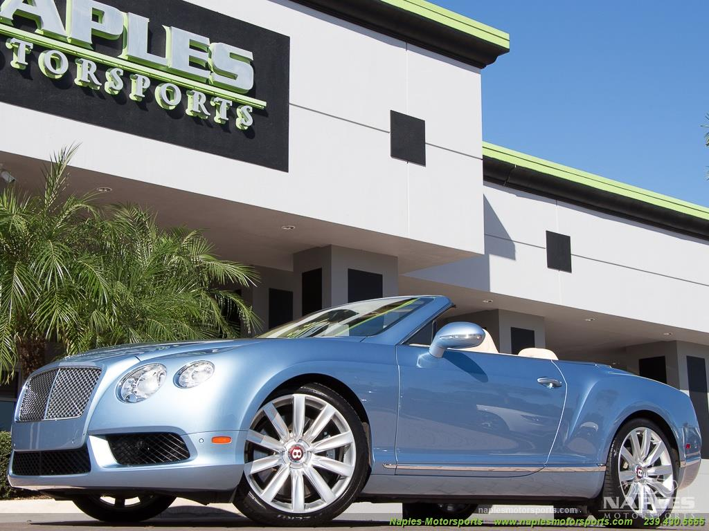 2013 Bentley Continental GT GTC - Photo 13 - Naples, FL 34104