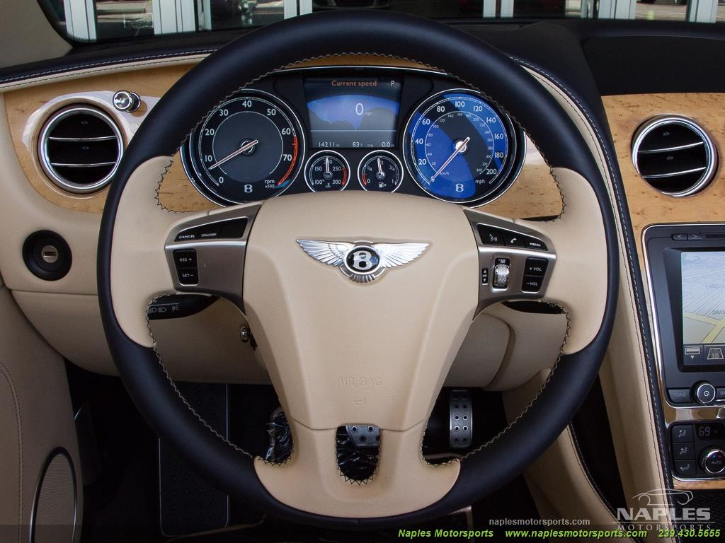 2013 Bentley Continental GT GTC - Photo 12 - Naples, FL 34104