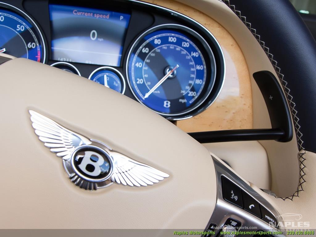2013 Bentley Continental GT GTC - Photo 22 - Naples, FL 34104