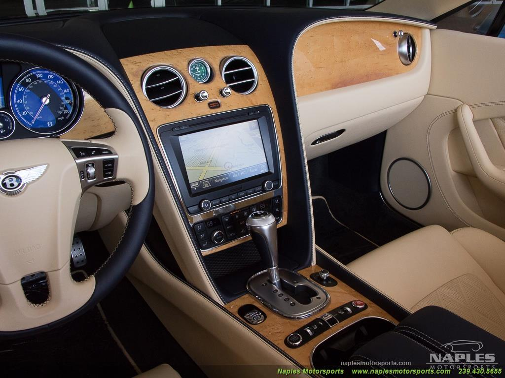 2013 Bentley Continental GT GTC - Photo 16 - Naples, FL 34104